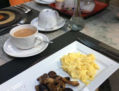 5 Hot Breakfast tips  from Amanzi Guest House