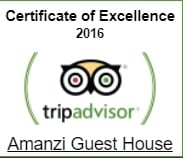 TripAdvisor - Amanzi Guest House affordable comfort at the best rate in Joburg